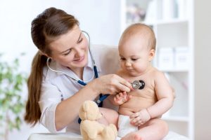 Pediatra in tutta Roma