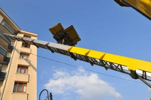 Noleggio autoscala e piattaforme aeree Milano